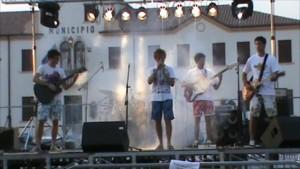 The Roofers - Momenti sul palco - Summer Jam Festival Badoere