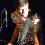 Crashed Minds - Giacomo Galloni al basso - Concerto di Loreggia