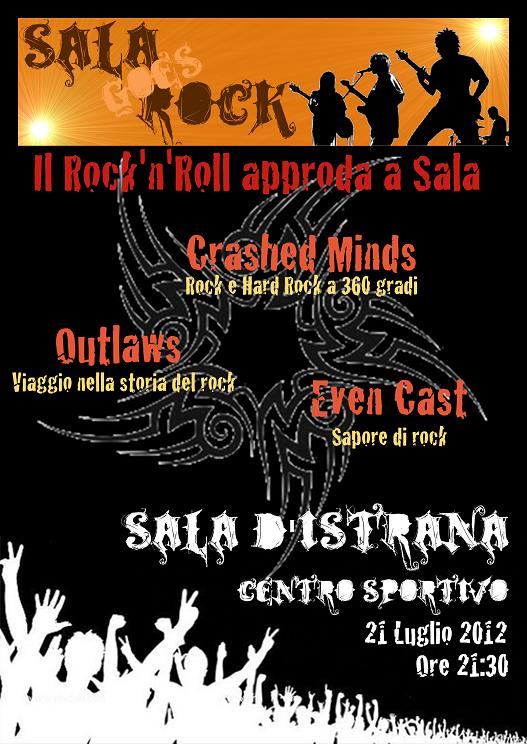 Locandina Sala Goes Rock