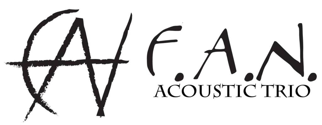Logo esteso dei FAN Acoustic Trio